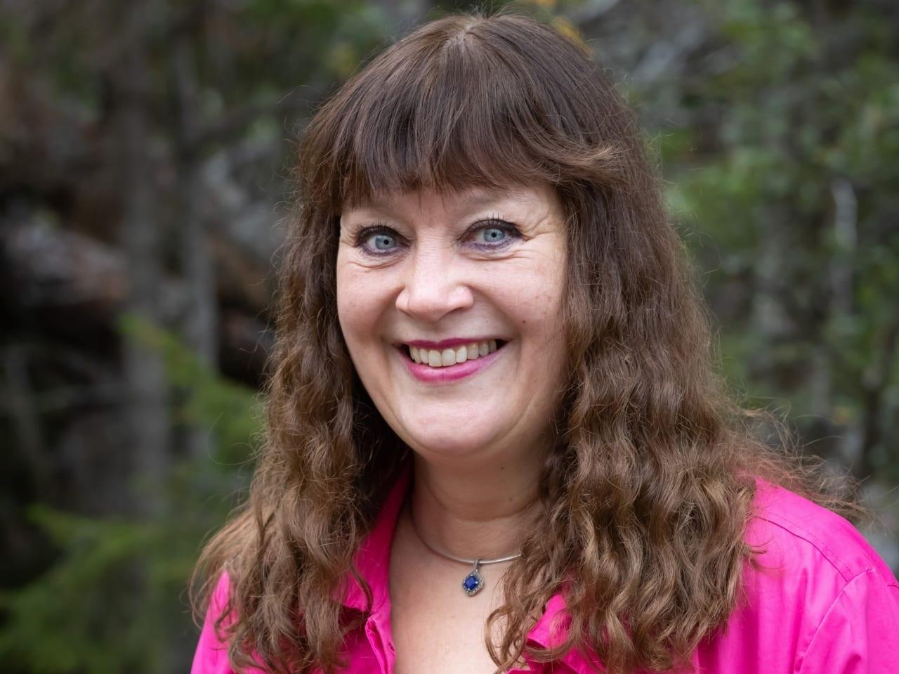 Karin Perers, styrelseordförande Mellanskog